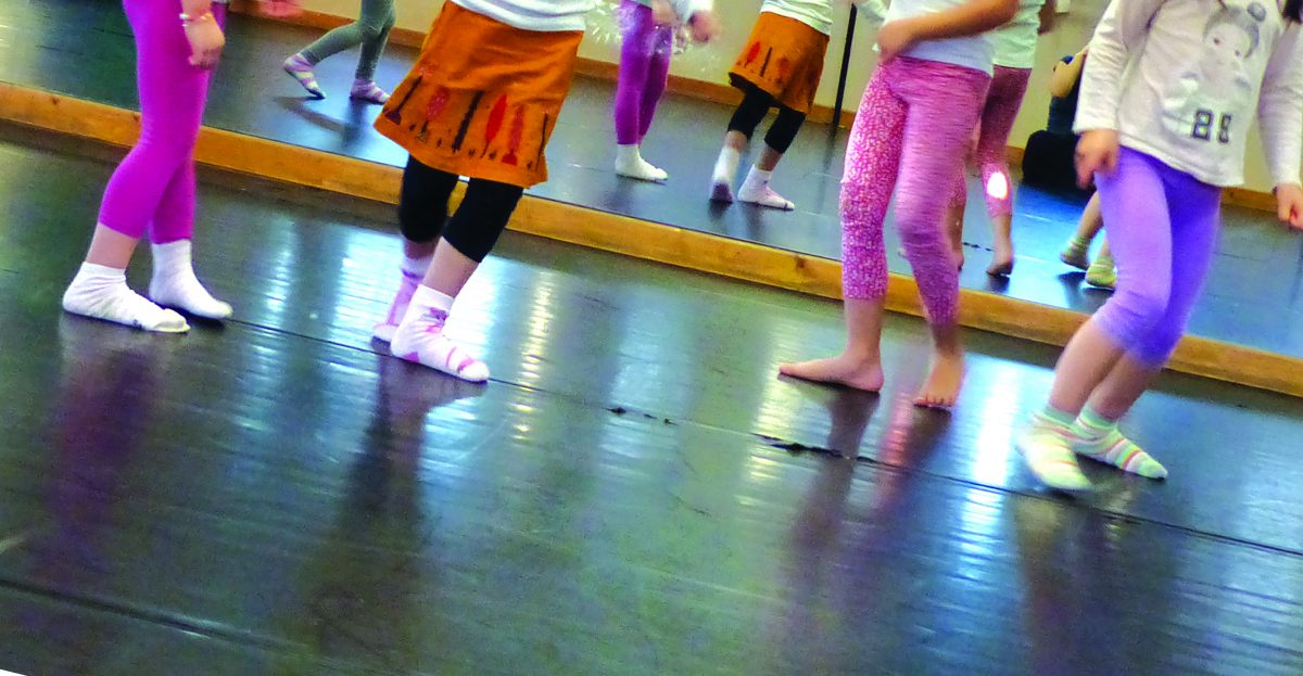 ateliers danse créative