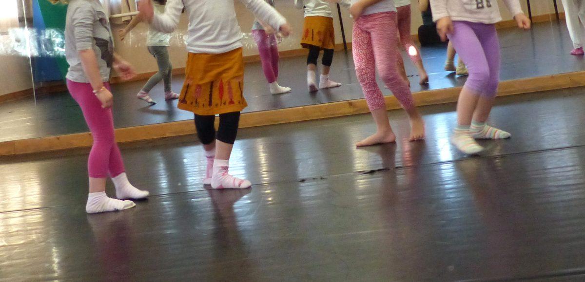 Ateliers danse créative enfants